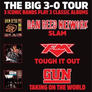 Dan Reed / FM / Gun